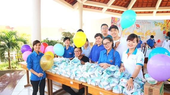Nhiều bạn trẻ tìm niềm vui đơn giản và ý nghĩa, thông qua các hoạt động thiện nguyện