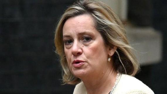 Bộ trưởng Việc làm và Hưu trí Amber Rudd. Nguồn: Getty images