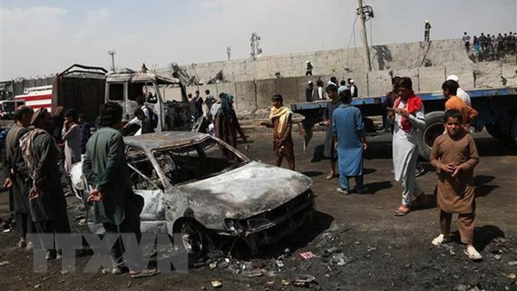 Ít nhất 26 người đã thiệt mạng và 159 người bị thương trong 2 vụ nổ lớn xảy ra ngày 2-9 và 5-9-2019 tại thủ đô Kabul. Nguồn: THX/TTXVN