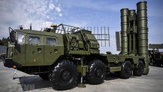 Hệ thống S-400 của Nga. Ảnh: AFP/TTXVN