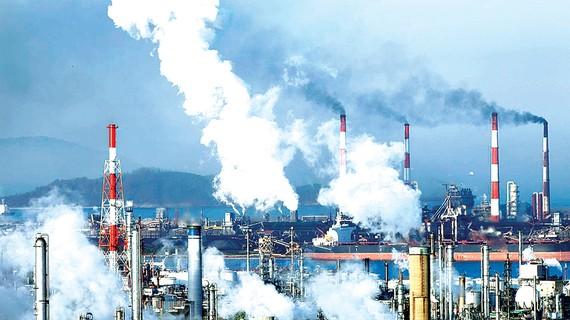 Khí thải CO2 ngày càng đặt ra thách thức cho môi trường