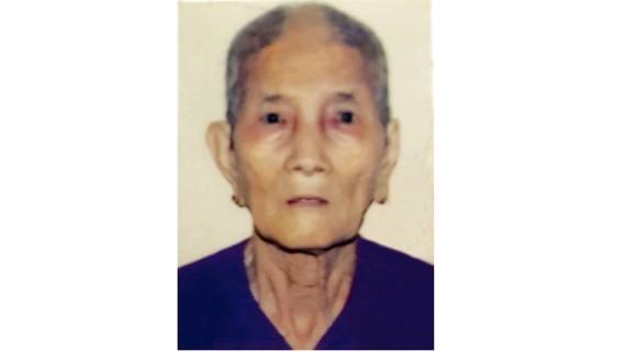 Bà mẹ Việt Nam anh hùng NGUYỄN THỊ LÁ