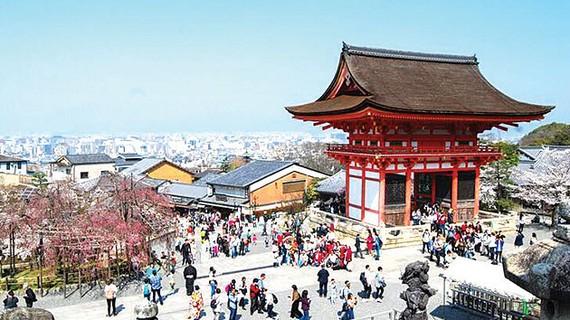 Du khách đến Nhật giảm mạnh