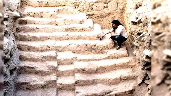 Phát hiện kiến trúc 5.000 năm tuổi tại Peru