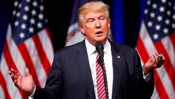 Tổng thống Mỹ - Donald Trump