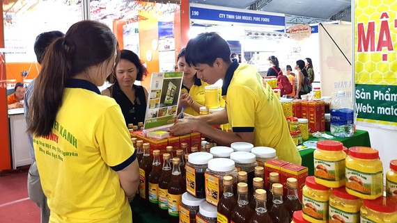 Quảng bá sản phẩm hiệu quả qua Hội chợ Công thương