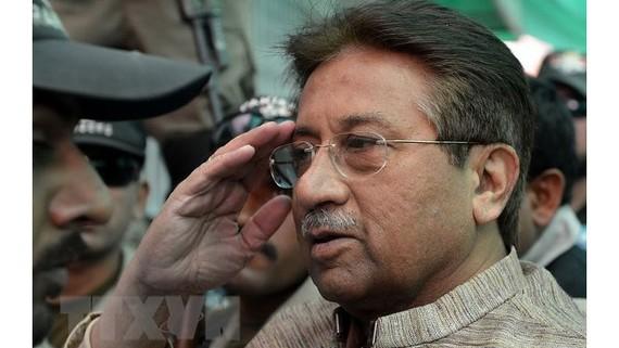 Cựu Tổng thống Pakistan. Nguồn: TTXVN