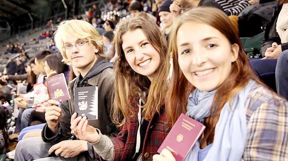 Visa du học hạn chế nước Đức tiếp cận tài năng