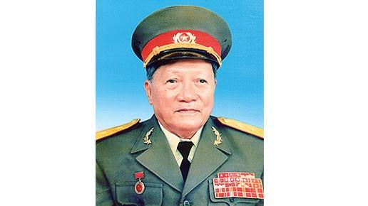Đồng chí Trung tướng NGUYỄN XUÂN HÒA (Nguyễn Xuân Ôn)