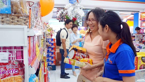Trên 90% hàng hóa tết trong các kênh phân phối là hàng Việt