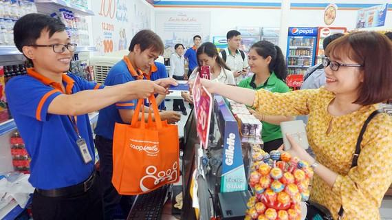 Sinh viên được thực tập tại các cửa hàng Co.op Smile
