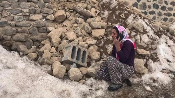 Trận động đất mạnh 5,7 độ xảy ra ở khu vực biên giới Iran - Thổ Nhĩ Kỳ. Nguồn: Getty Images