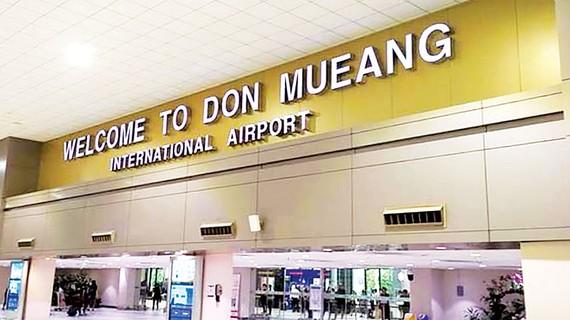 Sân bay Don Mueang, Thái Lan