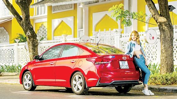 """36.696 chiếc Hyundai Accent đã """"lăn bánh"""" sau 2 năm"""