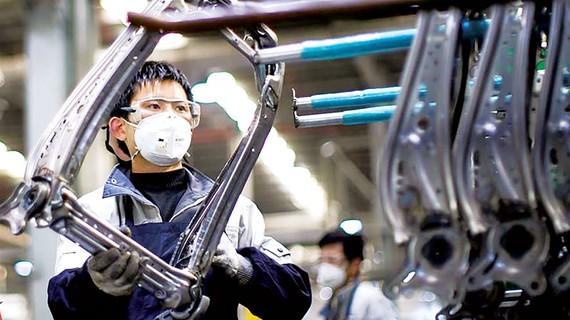 Nhiều nhà máy tại Trung Quốc đã hoạt động trở lại