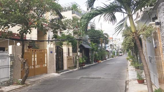 Một tuyến hẻm được cư dân tự đầu tư theo mô hình xanh - sạch - đẹp trên địa bàn quận Gò Vấp, TPHCM