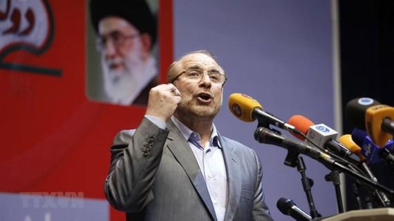 Ông Mohammad-Bagher Ghalibaf. Ảnh: TTXVN