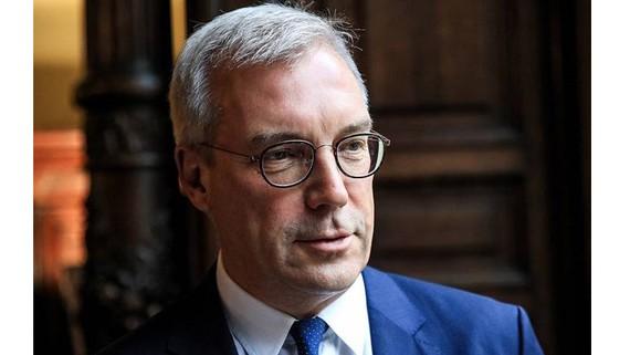 Thứ trưởng Ngoại giao Nga Alexander Grushko. Ảnh: TASS