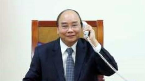Thủ tướng Nguyễn Xuân Phúc. Ảnh: Thống Nhất/TTXVN