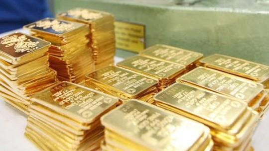 Giá vàng thế giới tăng kéo giá vàng trong nước tăng