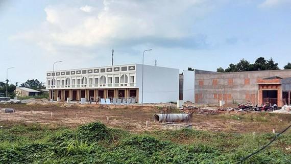 Dự án Khu đô thị mới huyện Thới Lai. Nguồn: tienphong.vn