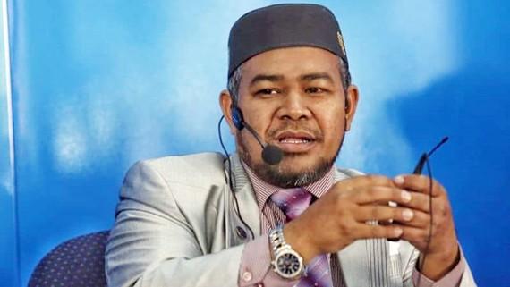 Bộ trưởng Công nghiệp Trồng trọt và Hàng hóa Malaysia Mohd Khairuddin Aman Razali. Nguồn: mpoc.eu