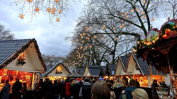 Cologne năm nay sẽ vắng bóng chợ Giáng sinh