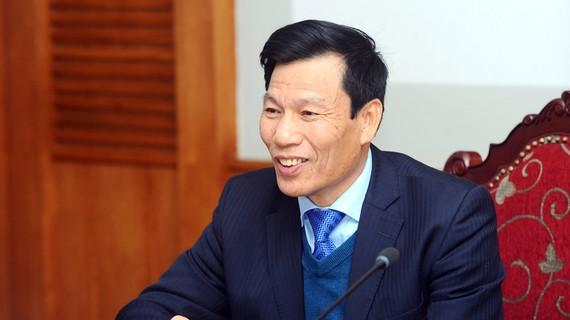 Bộ trưởng Bộ VH-TT-DL Nguyễn Ngọc Thiện