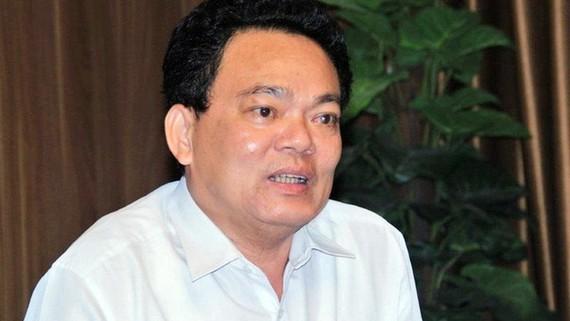 Ông Phạm Tiến Hưng, nguyên Phó Chủ tịch UBND huyện Nghi Xuân. Nguồn: TN&MT