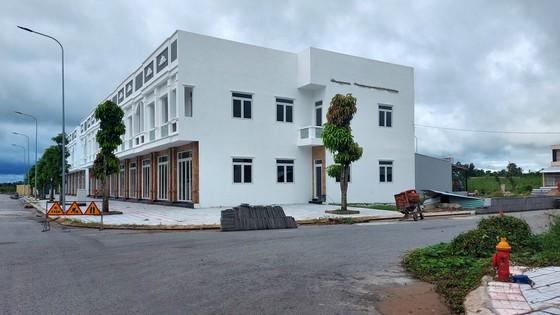 Dự án Khu đô thị mới Thới Lai, tại huyện Thới Lai, TP Cần Thơ. Ảnh: TUẤN QUANG