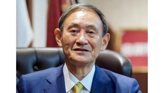 Tân Thủ tướng Nhật Bản Yoshihide Suga. Nguồn: Reuters