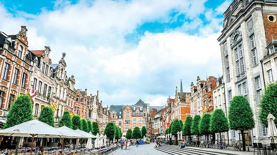 Leuven - Thủ đô Sáng tạo của châu Âu