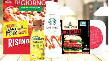 Các sản phẩm thay thế có nguồn gốc thực vật đang là trọng tâm trong chiến lược đầu tư của Nestle