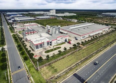 Nhà máy bia Anheuser-Busch InBev Việt Nam tiếp nối hành trình lan tỏa Ước mơ trên toàn cầu