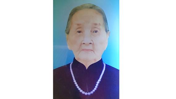 Mẹ Việt Nam anh hùng Huỳnh Thị Hưởng