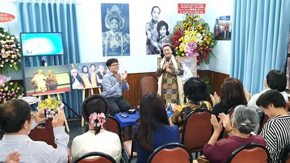NSND Kim Cương chia sẻ nhiều kỷ niệm đặc biệt về mẹ - cố NSND Bảy Nam