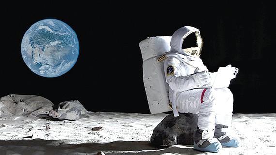 NASA và Nokia bắt tay lập mạng 4G trên Mặt trăng