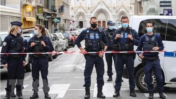 Cảnh sát Pháp. Nguồn: TTXVN