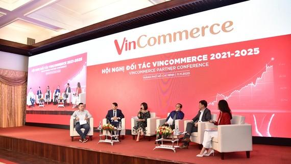 Ban lãnh đạo VinCommerce tọa đàm cùng Nhà cung cấp