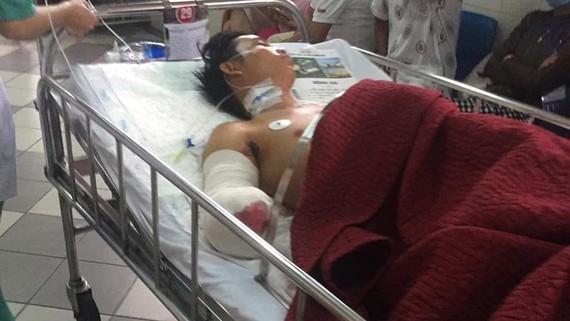 Bệnh nhân Tống Trung Thiên Tiền