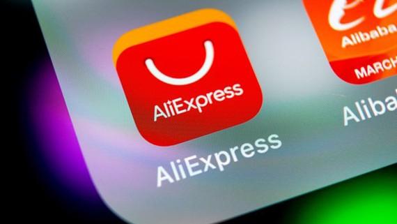 Ứng dụng AliExpress của Alibaba bị cấm ở Ấn Độ. Nguồn: Alizila