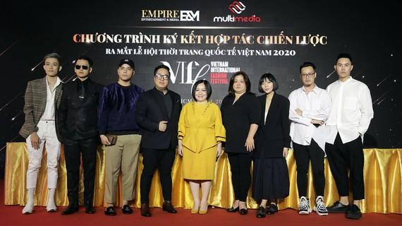 Một số nhà thiết kế sẽ tham gia Lễ hội Thời trang quốc tế đầu tiên tại Việt Nam