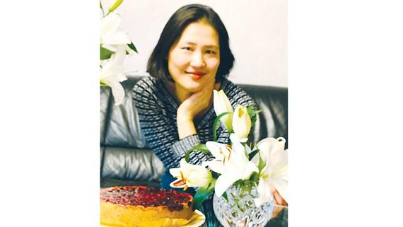 Chị Lê Thị Việt Thu