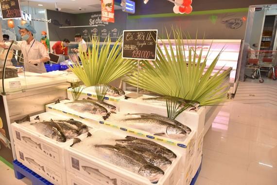 Khai trương siêu thị Vinmart Ocean Park với diện mạo hoàn toàn mới
