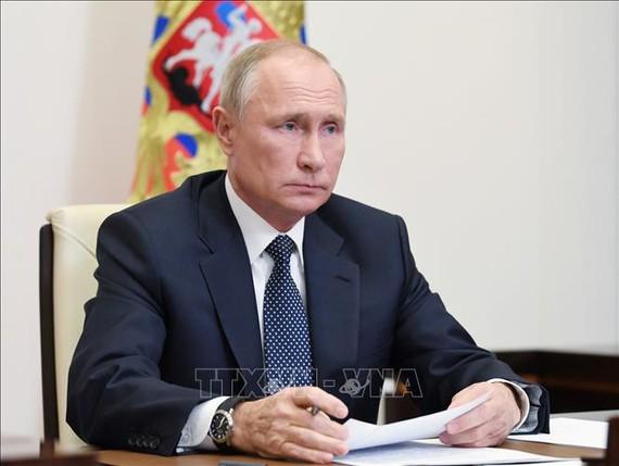 Tổng thống Nga. Ảnh: TTXVN