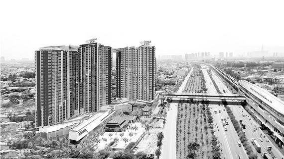 Dự án Metro Star tại 360 Xa lộ Hà Nội, Quận 9