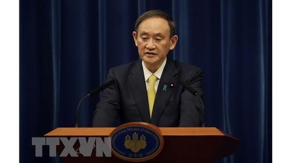Thủ tướng Nhật Bản Suga Yoshihide. Ảnh: TTXVN
