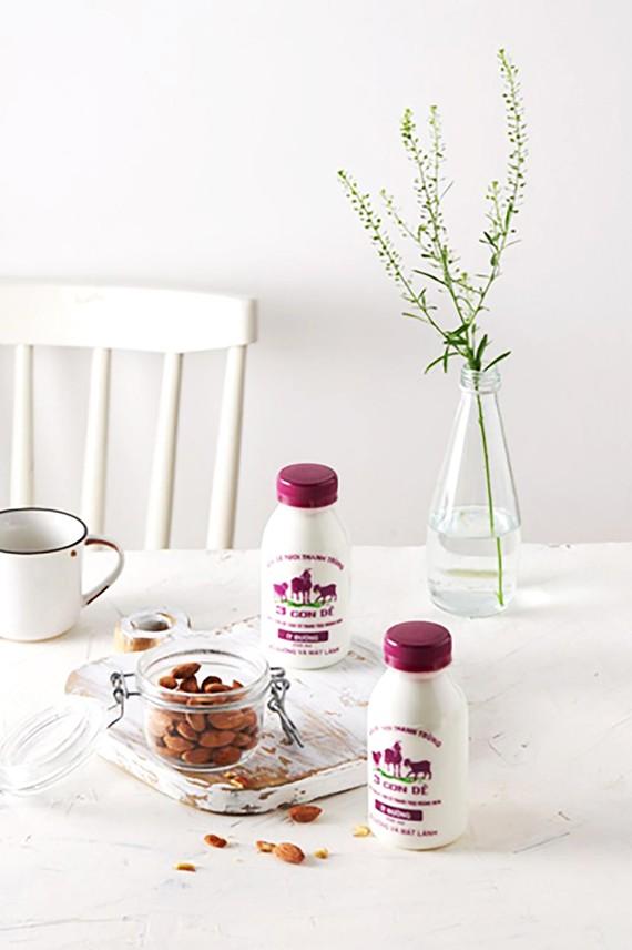 Sản phẩm sữa 3 Con Dê mang đến nguồn dinh dưỡng tốt nhất cho người tiêu dùng