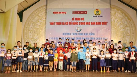 150 suất học bổng cho con em gia đình chính sách tại Tiền Giang