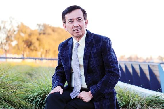 Ông David Dương, Chủ tịch HĐQT, Tổng Giám đốc Công ty CWS và VWS